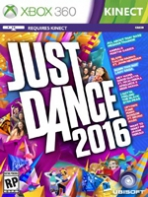 Obal-Just Dance 2016