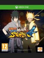 Obal-Naruto Shippuden: Ultimate Ninja Storm 4