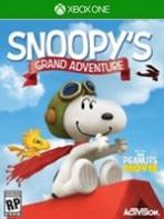 Obal-Snoopys Grand Adventure
