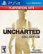 Obal-Uncharted: The Nathan Drake Collection