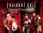 Obal-Resident Evil Origins Collection