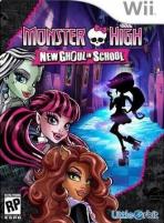 Obal-Monster High: New Ghoul in School