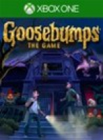 Obal-Goosebumps: The Game