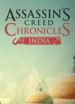 Obal-Assassins Creed Chronicles: India