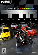 Obal-TrackMania United Forever