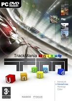 Obal-TrackMania United