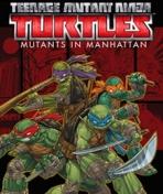 Obal-Teenage Mutant Ninja Turtles: Mutants in Manhattan