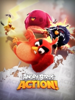 Obal-Angry Birds: Action!