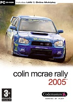 Obal-Colin McRae Rally 2005