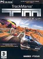 Obal-TrackMania: Power Up!