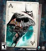 Obal-Batman: Return to Arkham