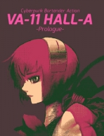 Obal-VA-11 HALL-A Prologue
