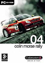 Obal-Colin McRae Rally 04