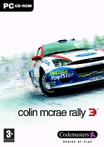 Obal-Colin McRae Rally 3