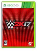 Obal-WWE 2K17