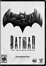 Obal-Batman - The Telltale Series