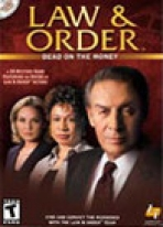 Obal-Law & Order: Dead on the Money