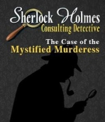 Obal-Sherlock Holmes Consulting Detective: The Case of the Mystified Murderess
