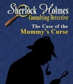 Obal-Sherlock Holmes Consulting Detective: The Case of the Mummy´s Curse