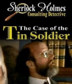 Obal-Sherlock Holmes Consulting Detective: The Case of the Tin Soldier