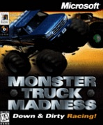Obal-Monster Truck Madness 2
