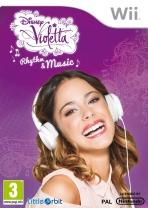 Obal-Disney Violetta: Rhythm & Music