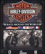 Obal-Harley-Davidson: Race Around the World