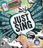 Obal-Just Sing