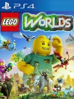 Obal-LEGO Worlds