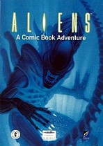 Obal-Aliens: A Comic Book