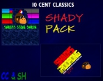 Obal-10 Cent Classics: Shady Pack