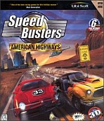 Obal-Speed Busters: American Highways