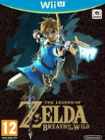 Obal-The Legend of Zelda: Breath of the Wild