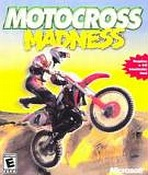 Obal-Motocross Madness