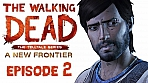 Obal-The Walking Dead: A New Frontier - Episode 2: Ties That Bind Part Two