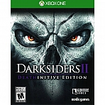 Obal-Darksiders II Deathinitive Edition