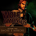 Obal-The Wolf Among Us: Episode 2 - Smoke and Mirrors