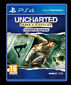 Obal-Uncharted: Drake´s Fortune