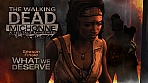 Obal-The Walking Dead: Michonne - Episode 3: What We Deserve
