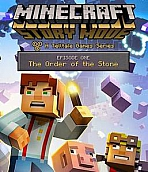 Obal-Minecraft: Story Mode - Episode 1: The Order of the Stone