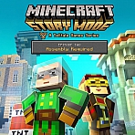 Obal-Minecraft: Story Mode - Episode 2: