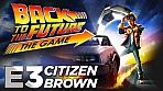 Obal-Back to the Future: The Game - Episode 3: Citizen Brown