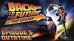 Obal-Back to the Future: The Game - Episode 5: Outatime