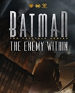 Obal-Batman: The Enemy Within