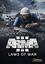 Obal-Arma 3 Laws of War