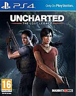 Obal-Uncharted: The Lost Legacy