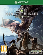 Obal-Monster Hunter: World
