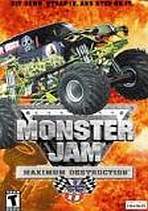 Obal-Monster Jam: Maximum Destruction