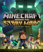 Obal-Minecraft: Story Mode - Season 2
