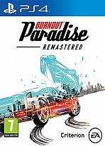 Obal-Burnout Paradise Remastered